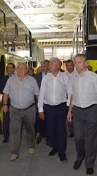 Как строят автобусы «Электрон» для Львова и Ужгорода (ФОТО)