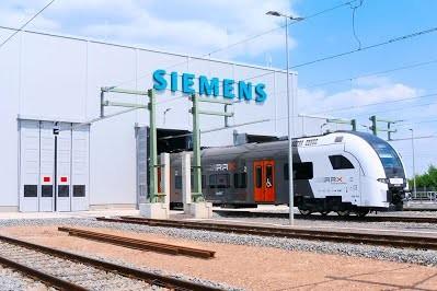 «Siemens» открывает в Дортмунде новое депо для электропоездов