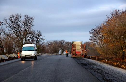 Для завершения работ на автодороге Одесса– Рени нужно еще полмиллиарда гривен