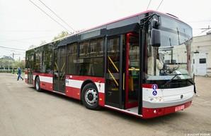 Поставки новых автобусов «Богдан» в Ивано-Франковск задерживаются