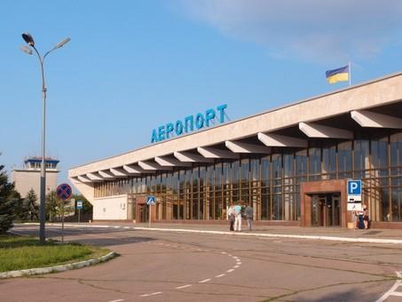 Херсонский аэропорт обслужил с начала года уже 100 тысяч пассажиров