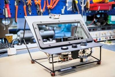 В Голландии пластмассовые детали для поездов уже печатают на 3D-принтере