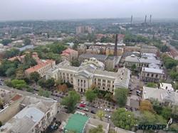 Одесский порт показали с высоты птичьего полета (ФОТО, ВИДЕО)