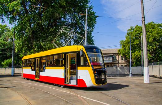 Для Одессы будут закупать 37 низкопольных трамваев по европейскому кредиту