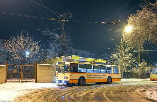 Кривой Рог купит 50 троллейбусов за средства ЕБРР