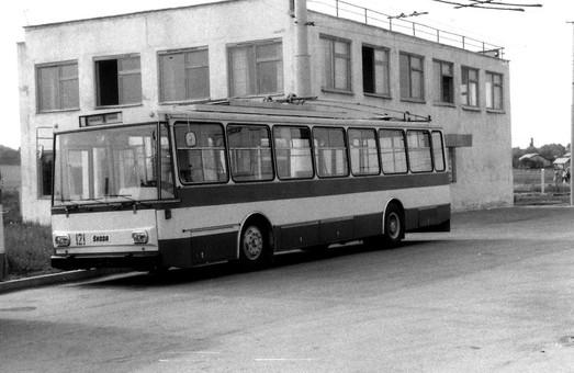 Як живе тролейбусне господарство Івано-Франківська?