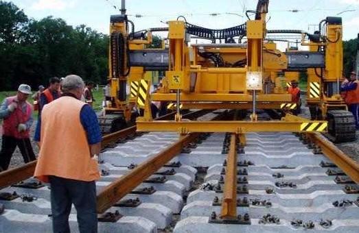 В «Укрзализныце» отрапортовали о ремонте путей