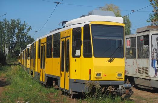 Тележки для львовских трамваев будут ремонтировать харьковчане