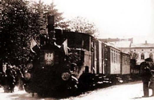 Коломийська залізниця - прикарпатський трамвай