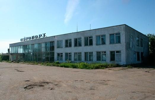 В Бердянске может снова заработать аэропорт
