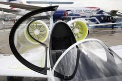 Пассажирские электросамолеты могут стать реальностью через 20 лет