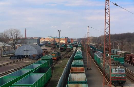 В Украине ограничат работу почти двух сотен грузовых станций