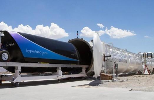В Украине уже в следующем году начнут строить «Hyperloop»