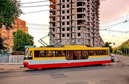Одесский горсовет утвердил кредитную программу ЕИБ на скоростной трамвай