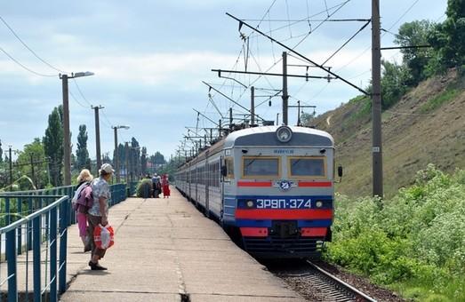 Некоторые электрички на Белгород-Днестровский отменили из-за ремонта