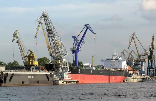 В порту Измаила открыли таможенный склад
