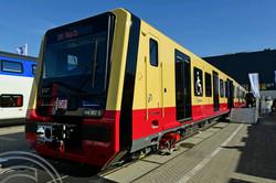 В Берлине проходит железнодорожная выставка InnoTrans 2018
