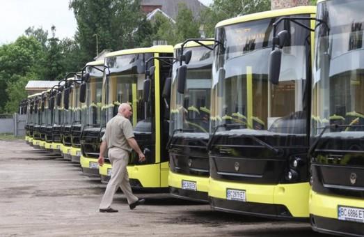 Во Львове конкурс на городские автобусные перевозки выходит на финишную прямую
