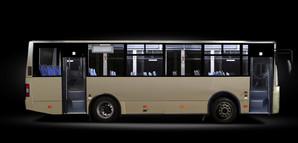 Легендарный ЛАЗ-695 возвращается в рестайлинговом исполнении?