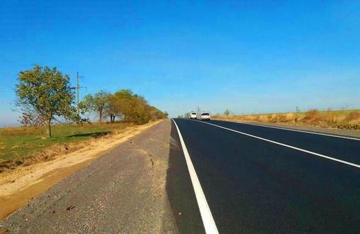 В Одесской области строят дорогу вокруг Рени