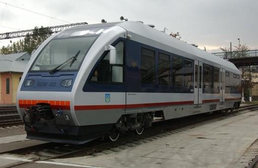 В аэропорт Борисполь запустят одновагонные рельсовые автобусы