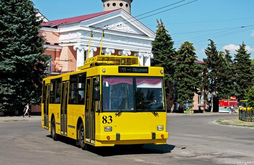 В Полтаве могут снизить цены на проезд в общественном транспорте