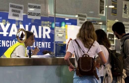 В пятницу будут отменены 190 авиарейсов крупнейшего европейского лоукостера