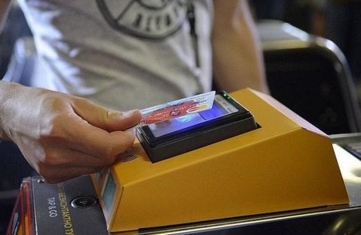 В метро Киева появятся новые терминалы для оплаты карточкой
