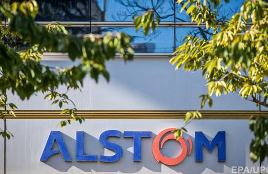«Alstom» будет закупать комплектующие в Украине