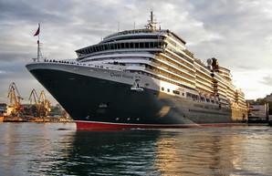 Фото дня: как Одессу 10 лет назад посетил роскошный королевский лайнер