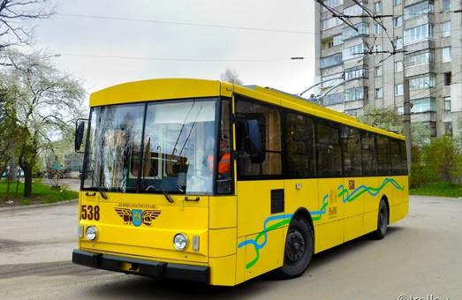 Львов решил брэндировать свой городской транспорт