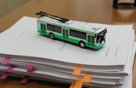 Харьков получил кредит ЕБРР на закупку троллейбусов