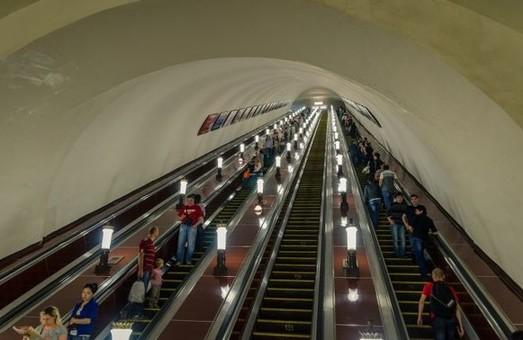 На киевской станции метро будут ремонтировать эскалаторы