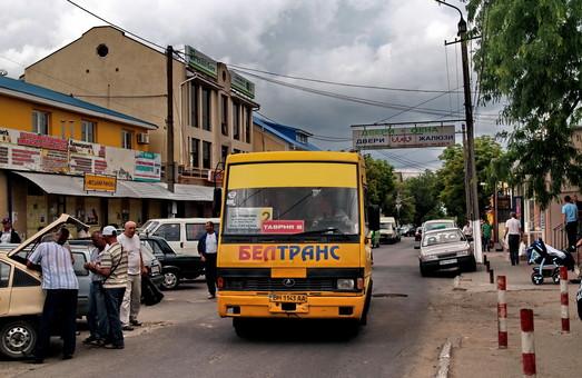 Новая транспортная схема в Белгород-Днестровском не прижилась
