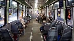 В Комсомольске на Амуре прекратилось трамвайное движение