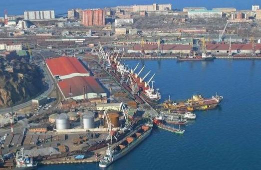 В порту Южный установили рекорды