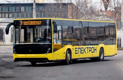 «Электрон» пока еще не поставил Львову первые 5 автобусов