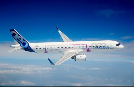 Аэробус А321neo прошел сертификцию для полетов большой дальности