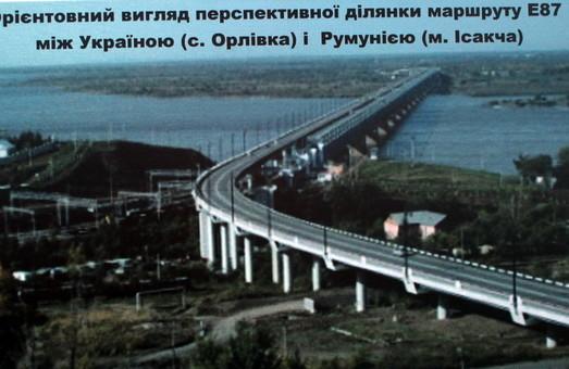 Новый мост через Дунай свяжет Украину с Румынией
