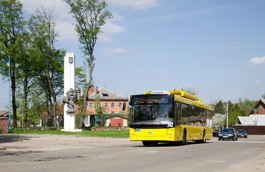 Мэр Дружковки заявил о возможности строительства в городе троллейбусного завода