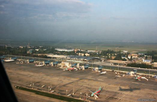 Аэропорт «Борисполь» приблизился к планке обслуживания пассажиров в 10 миллионов