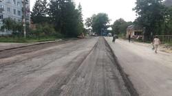 На Львовщине ремонтируют автодорогу «Львов – Мединичи»