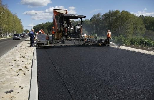 В Днепропетровской области похвастались ремонтом дорог