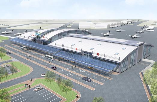 Стоимость реконструкция международного терминала аэропорта Жуляны возросла до 630 млн. грн.