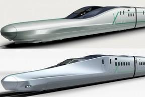 В Японии скоро начнут испытания поезда, который будет развивать скорость до 400 км в час