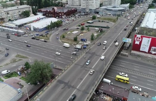 В Киеве в ноябре разберут Шулявский путепровод
