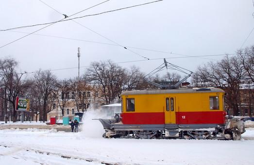Стало известно, как в Одессе будут бороться со снегом и гололедом