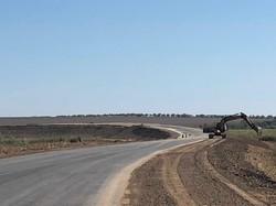 Строительство объездной дороги в Рени продолжается