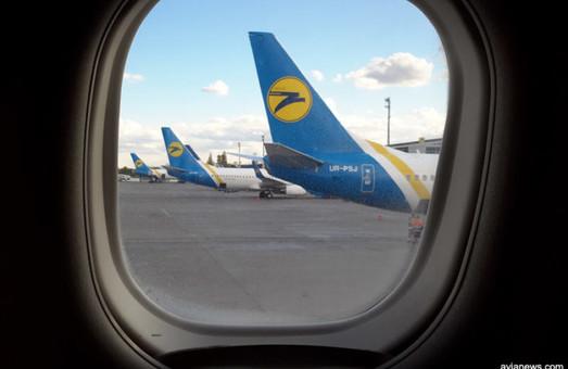 «Международные авиалинии Украины» уже перевезли 6 млн. пассажиров с начала года