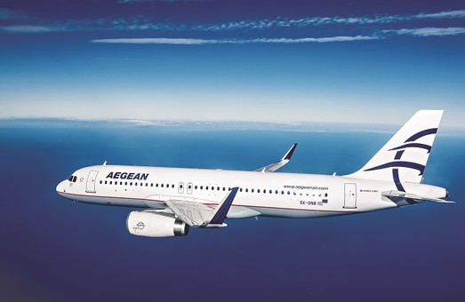Крупнейшая авиакомпания Греции временно прекращает полеты в Украину
